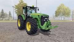 John Deere 8530 v2.2 para Farming Simulator 2013