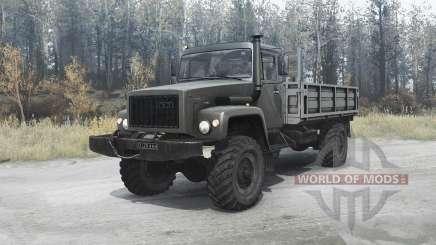 GAZ 3308 Sadko v3.0 para MudRunner
