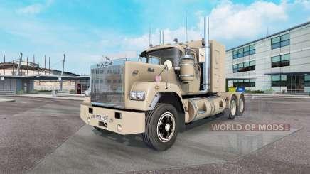 Mack Super-Liner v3.1 para Euro Truck Simulator 2