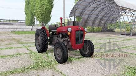 IMT 533 DeLuxe v2.0 para Farming Simulator 2017