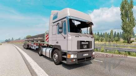 Truck traffic pack v2.7 para Euro Truck Simulator 2