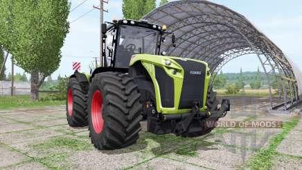 CLAAS Xerion 4500 Trac VC para Farming Simulator 2017