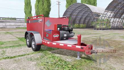 Thunder Creek FST 99S para Farming Simulator 2017