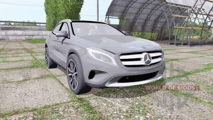 Mercedes-Benz GLA 220 CDI Urban (X156) 2015 para Farming Simulator 2017
