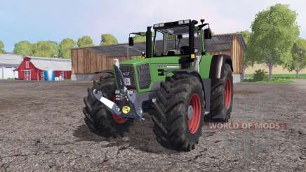Fendt Favorit 824 Turboshift para Farming Simulator 2015