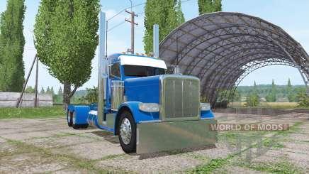 Peterbilt 388 Day Cab v2.0 para Farming Simulator 2017