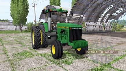 John Deere 8200 para Farming Simulator 2017