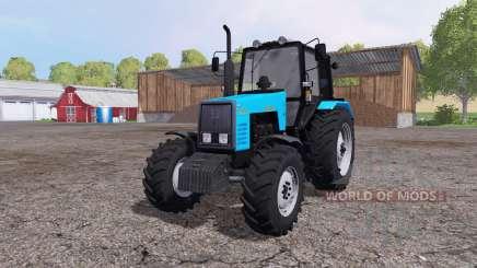 MTZ Bielorrússia 1221.2 para Farming Simulator 2015