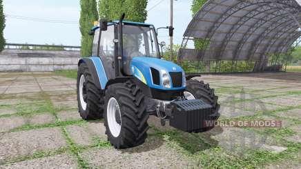 New Holland T5030 para Farming Simulator 2017