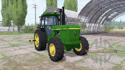 John Deere 4840 v1.2 para Farming Simulator 2017