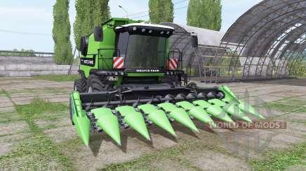 Deutz-Fahr 7545 RTS para Farming Simulator 2017