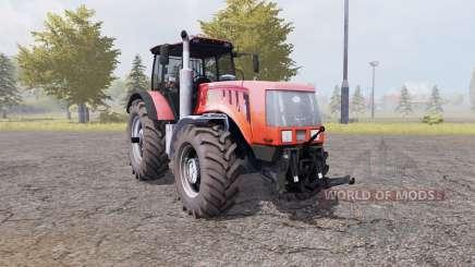 Bielorrússia 3022ДЦ.1 para Farming Simulator 2013
