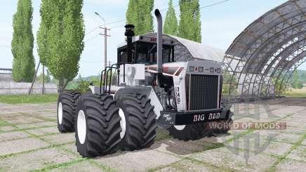 Big Bud 740 para Farming Simulator 2017