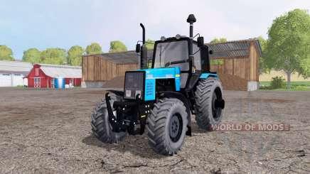 MTZ Bielorrússia 1221В para Farming Simulator 2015