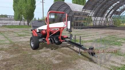 URSUS Z-586 fast wrap para Farming Simulator 2017