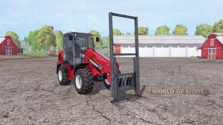 Weidemann 4270 CX 100T v2.0 para Farming Simulator 2015