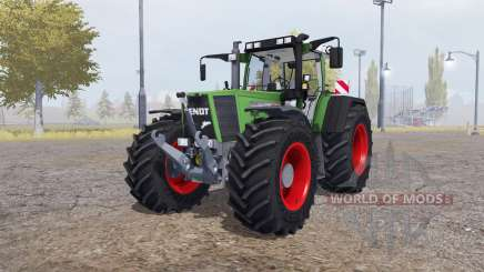 Fendt Favorit 926 v3.0.1 para Farming Simulator 2013