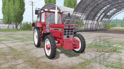 International Harvester 1255 XL narrow wheels para Farming Simulator 2017