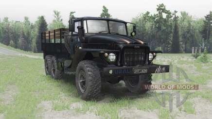 Ural 375 para Spin Tires
