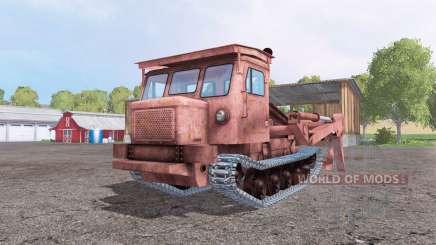 TT 4 para Farming Simulator 2015