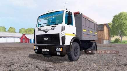 MAZ 5551 v3.0 para Farming Simulator 2015