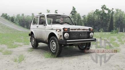 VAZ 2121 Niva para Spin Tires