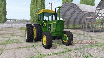 John Deere 4520 v3.0 para Farming Simulator 2017
