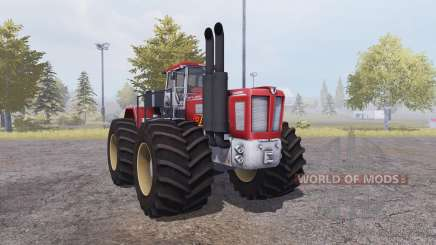 Schluter Profi-Trac 5000 TVL para Farming Simulator 2013