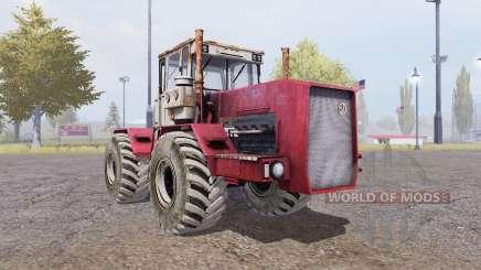 Kirovec K 710 v1.1 para Farming Simulator 2013