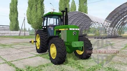 John Deere 4055 para Farming Simulator 2017