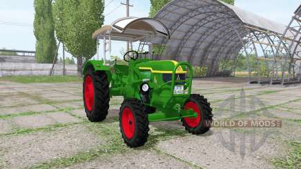 Deutz D40 4WD para Farming Simulator 2017