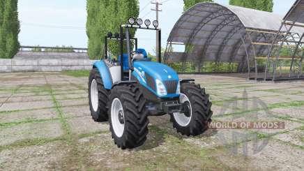 New Holland T4.75 v1.1 para Farming Simulator 2017