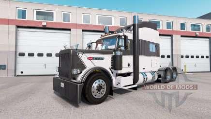 Início de Xmass pele para o caminhão Peterbilt 389 para American Truck Simulator