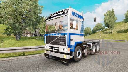 Volvo F12 para Euro Truck Simulator 2