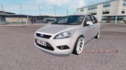 Ford Focus sedan (DB3) para Euro Truck Simulator 2