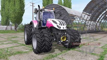 Steyr Terrus 6600 CVT ecotec para Farming Simulator 2017