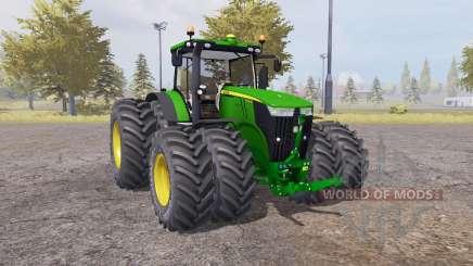 John Deere 7310R v2.1 para Farming Simulator 2013