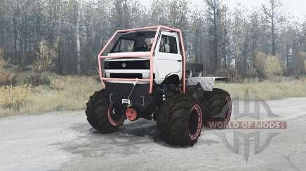 Volkswagen Bolotnik para MudRunner