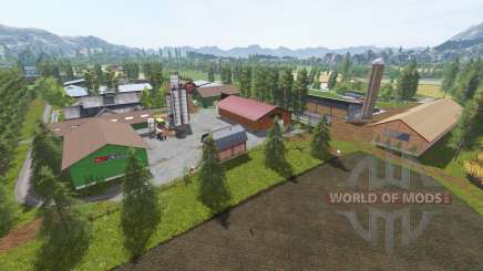 Vall Farmer multifruits v2.0 para Farming Simulator 2017