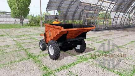 AUSA D 150 para Farming Simulator 2017