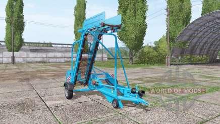 KRUKOWIAK Z437 para Farming Simulator 2017