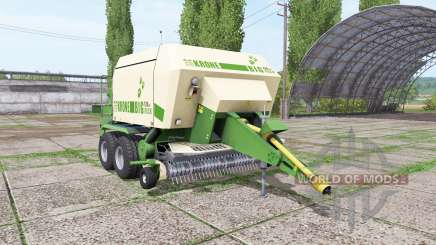 Krone BiG Pack 120-80 v2.0 para Farming Simulator 2017