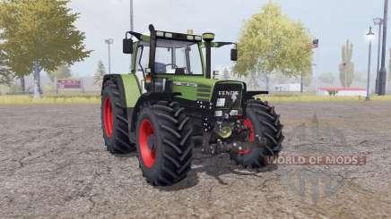 Fendt Favorit 515C Turbomatik para Farming Simulator 2013