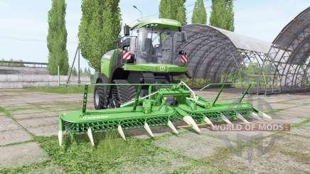 Krone BiG X 480 RowTrac para Farming Simulator 2017