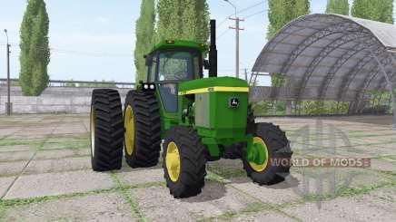 John Deere 4230 v3.0 para Farming Simulator 2017