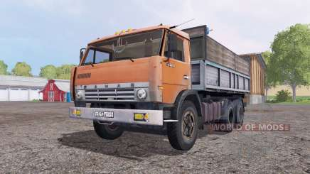 KamAZ 55102 para Farming Simulator 2015