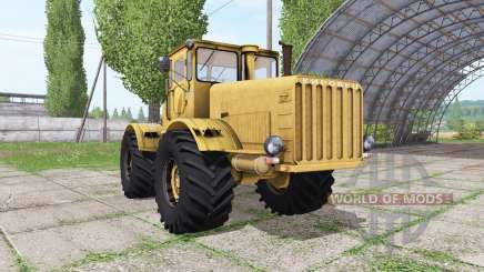 Kirovets K 700 a v1.2 para Farming Simulator 2017