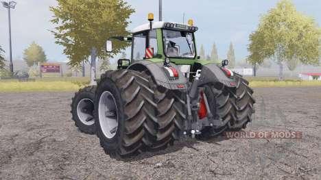 Fendt 828 Vario TMS para Farming Simulator 2013