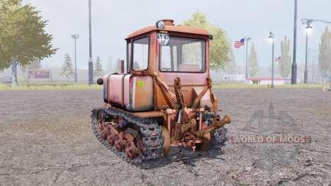 DT 75M para Farming Simulator 2013