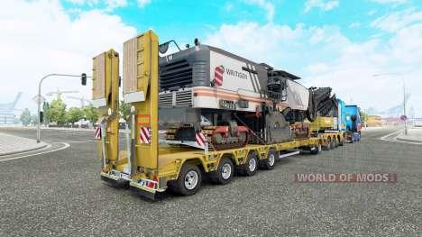 Very Heavy Load para Euro Truck Simulator 2